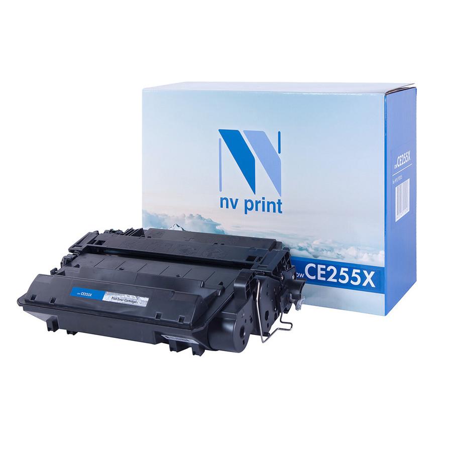 Картридж NV Print CE255X для HP LJ P3015/3015D/3015DN/3015X