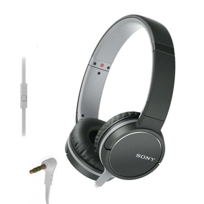 Sony MDR-ZX660AP Black sony mdr zx110ap black