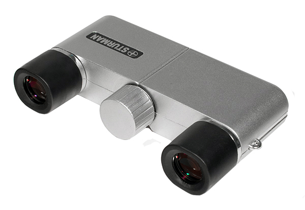 Sturman 5x12 Silver