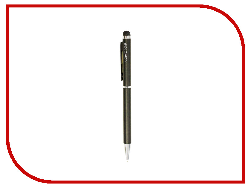 Стилус Solomon Pen Stylus Black