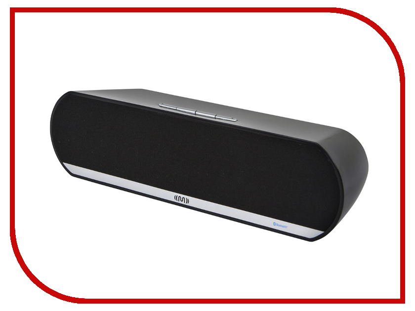 Колонка Monoprice Bluetooth Stereo 11427 Black<br>