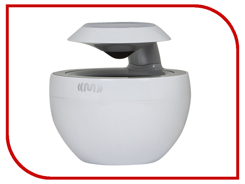 Колонка Monoprice Bluetooth Portable 360 White 11424 минимойка bosch aqt 35 12 plus [06008a7101]