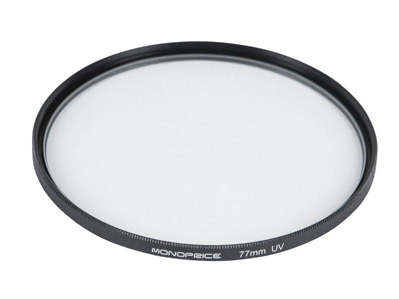 Светофильтр Monoprice UV 77mm 10182