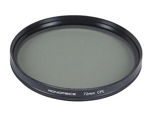 Светофильтр Monoprice CPL 72mm 10177<br>