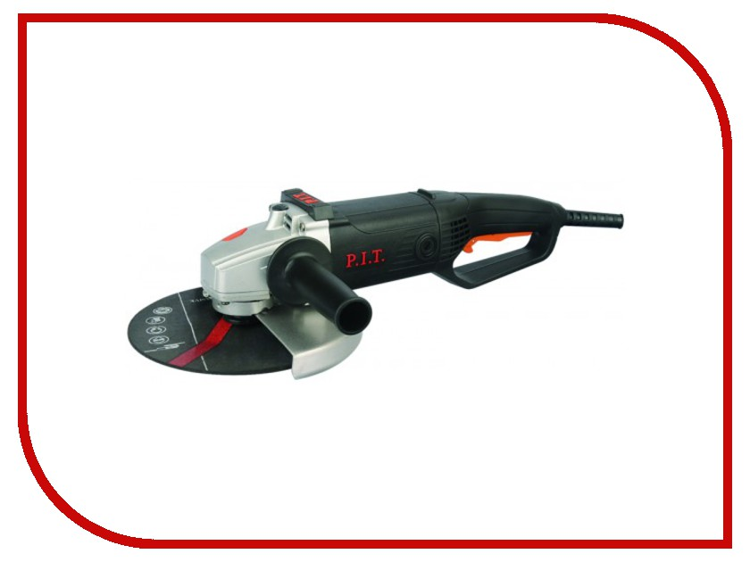 Шлифовальная машина P.I.T PWS 230-D<br>
