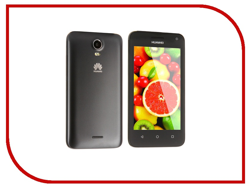 Сотовый телефон Huawei Ascend Y3C Black