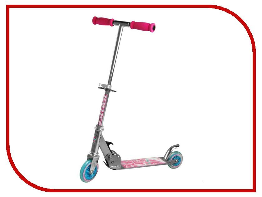 Самокат Larsen BZ1805A Pink larsen jr510