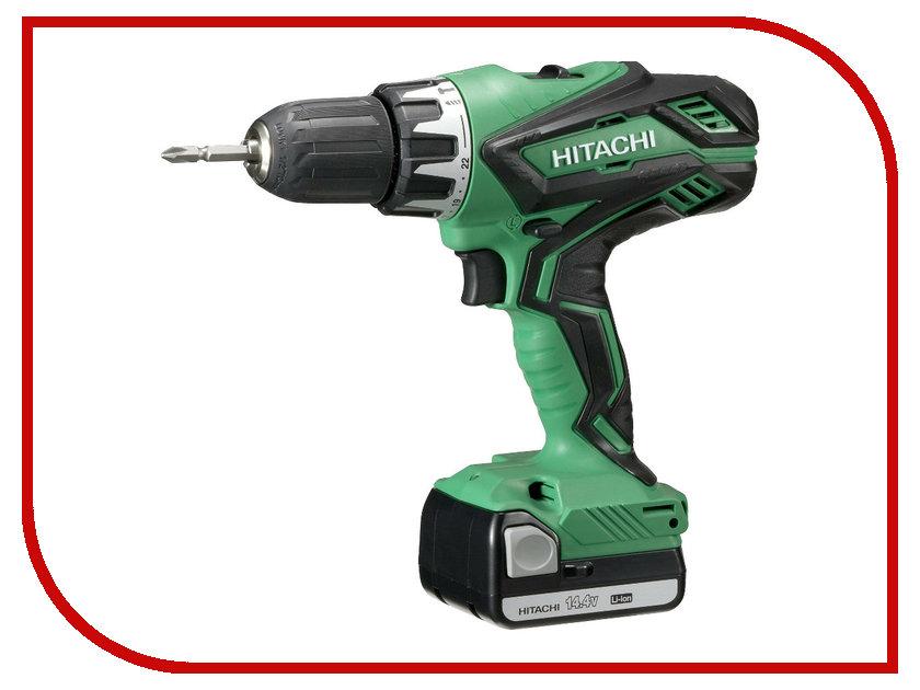 Электроинструмент Hitachi DV14DJL<br>