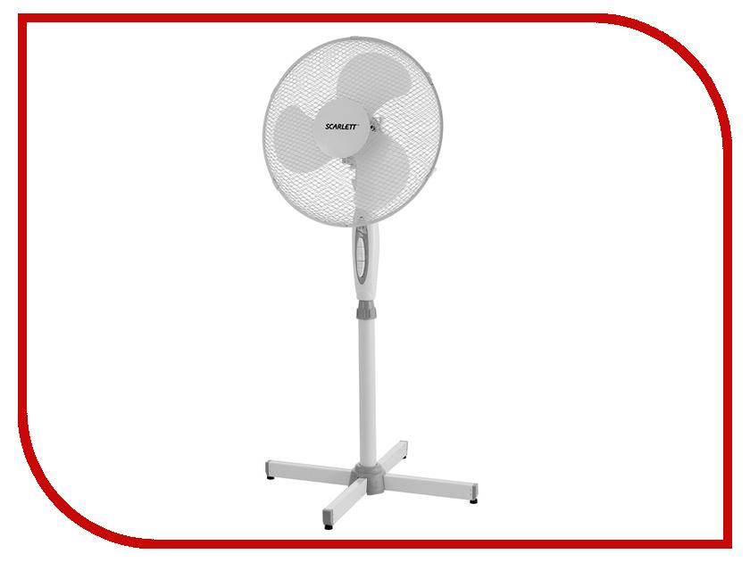 Вентилятор Scarlett SC-SF111B04 White