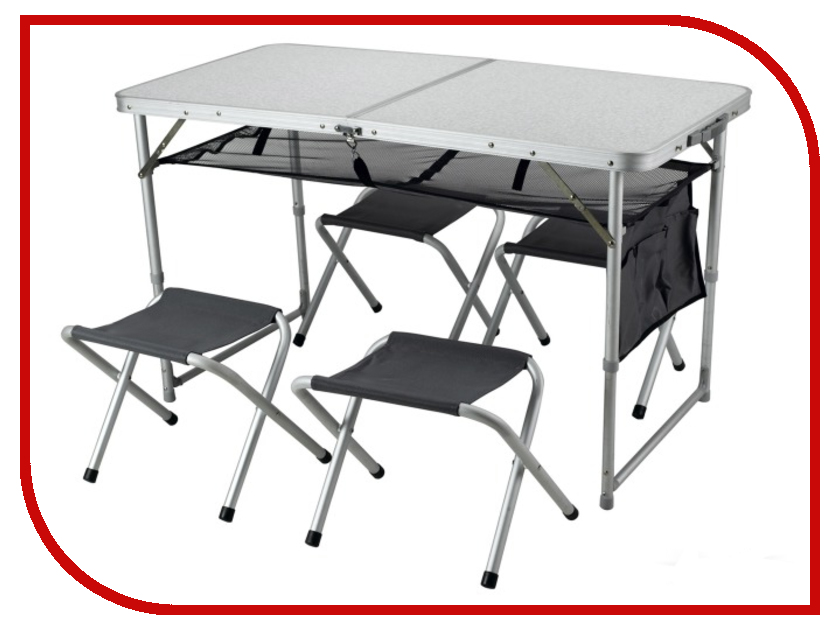 Набор складной мебели Greenwood TA-01 стол складной greenwood ta 02 ind цвет белый 80 х 60 х 70 см