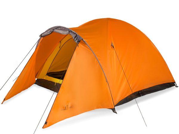Палатка Greenwood Target 3 Orange-Grey