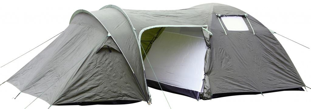 Палатка Greenwood Den 6 Grey