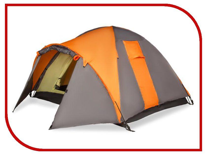 Палатка Larsen Quadro Grey-Orange
