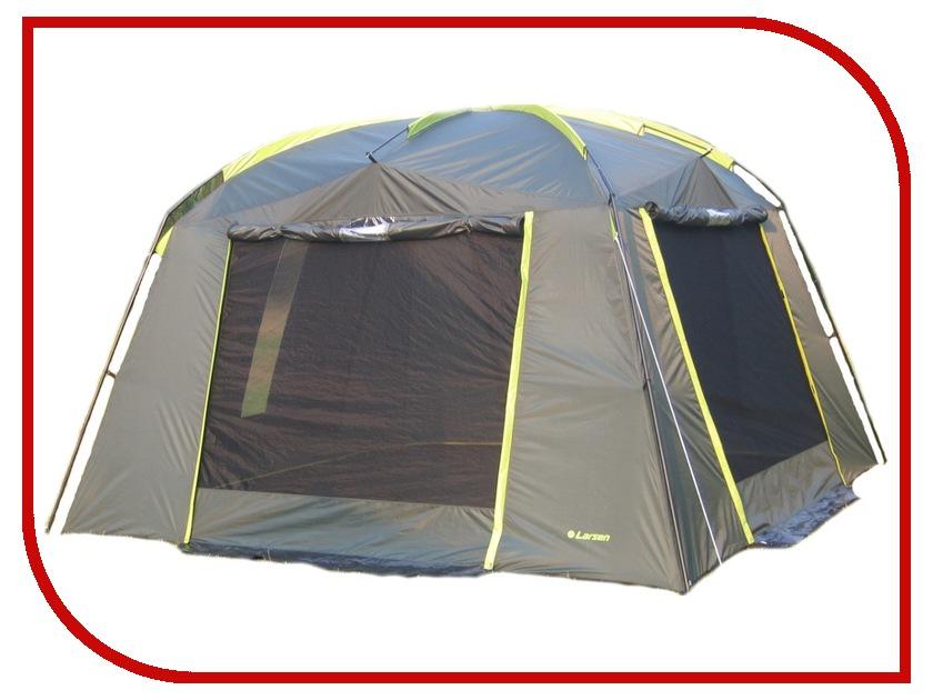 Тент Larsen Plaza тент палатка larsen plaza n c n s цвет зеленый 350 х 350 х 220 см