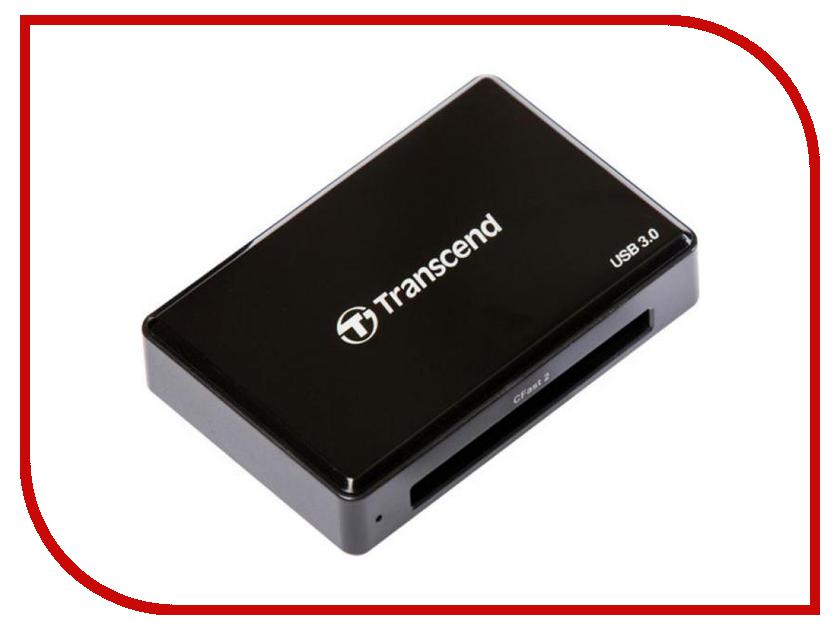 Карт-ридер Transcend Card Reader USB 3.0 TS-RDF2 860mhz 960mhz usb reader writer uhf rfid for access control system with sample card