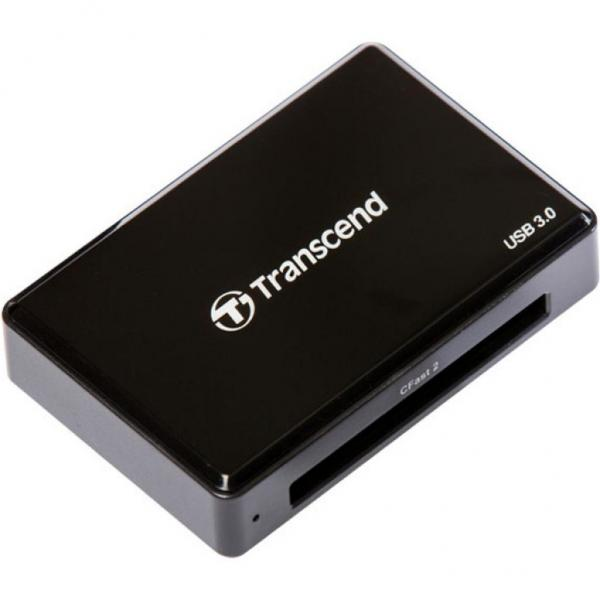 Карт-ридер Transcend Card Reader USB 3.0 TS-RDF2 цена и фото