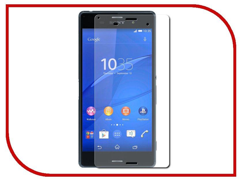 Аксессуар Защитное стекло Sony Xperia Z3+ / Z3+ Dual Onext 40946 sony xperia tipo dual купить в спб