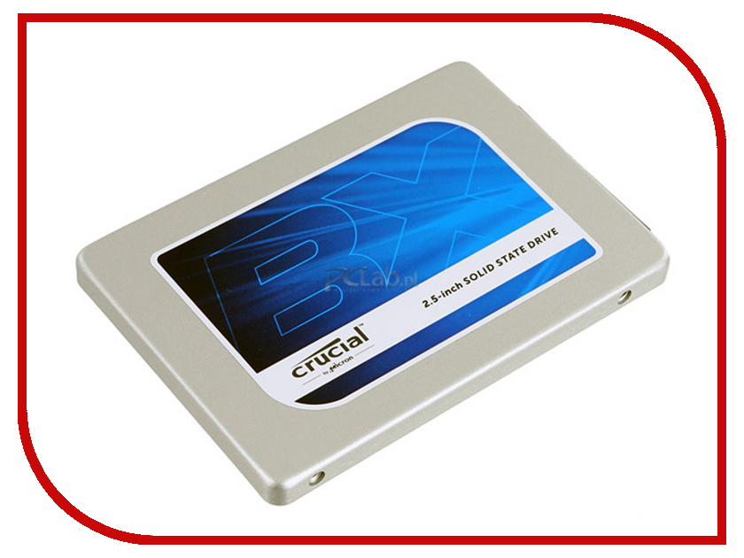 Жесткий диск 120Gb - Crucial BX100 CT120BX100SSD1