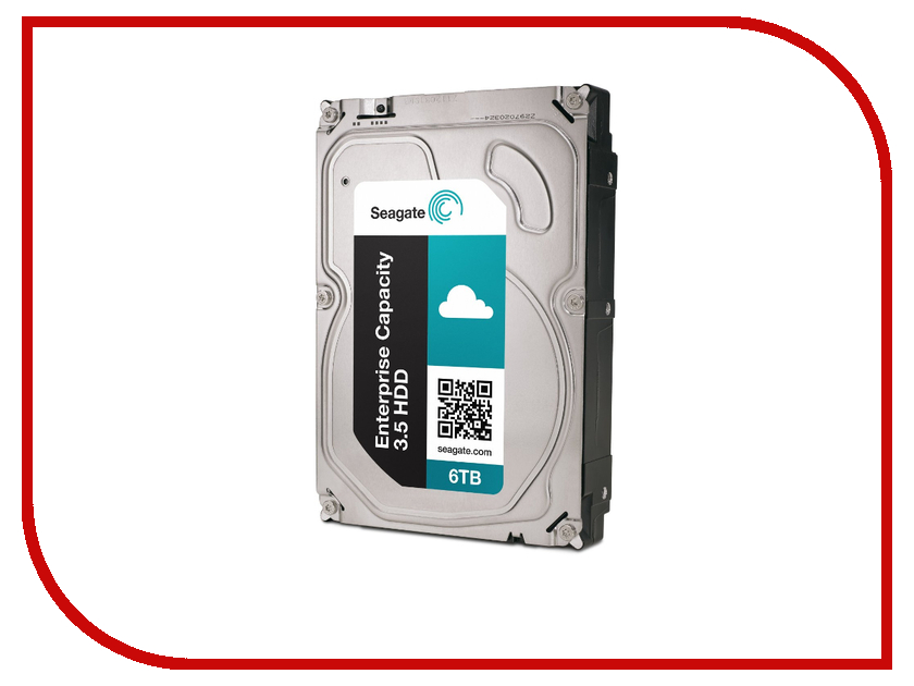 Жесткий диск 6Tb - Seagate Enterprise Capacity 3.5 HDD ST6000NM0024<br>