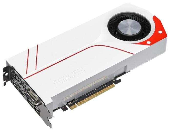 Видеокарта ASUS GeForce GTX 960 1190Mhz PCI-E 3.0 2048Mb 7010Mhz 128 bit DVI HDMI HDCP TURBO-GTX960-OC-2GD5<br>