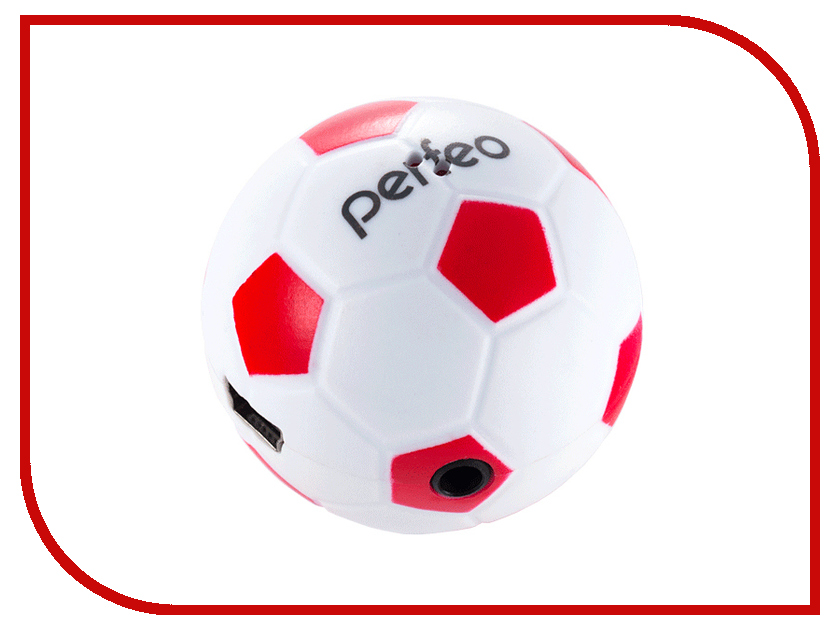 Плеер Perfeo Music Football VI-M009 Red