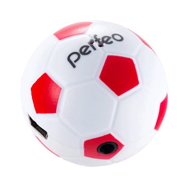 Плеер Perfeo Music Football VI-M009 Red<br>