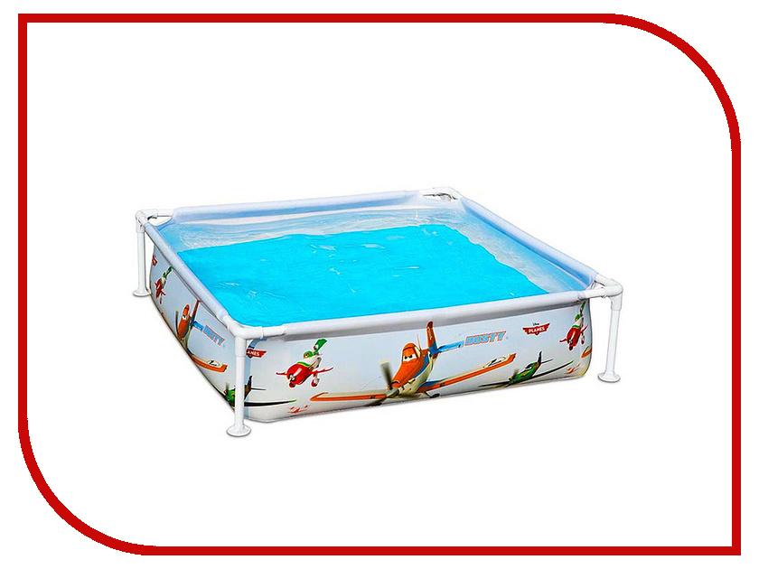 Детский бассейн Intex Самолеты 885868 кровать comfort plush 152х203х56см со встроенным насосом 220в intex 64418
