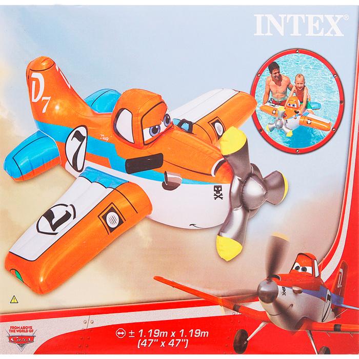 Игрушка для плавания Intex Самолет 885869