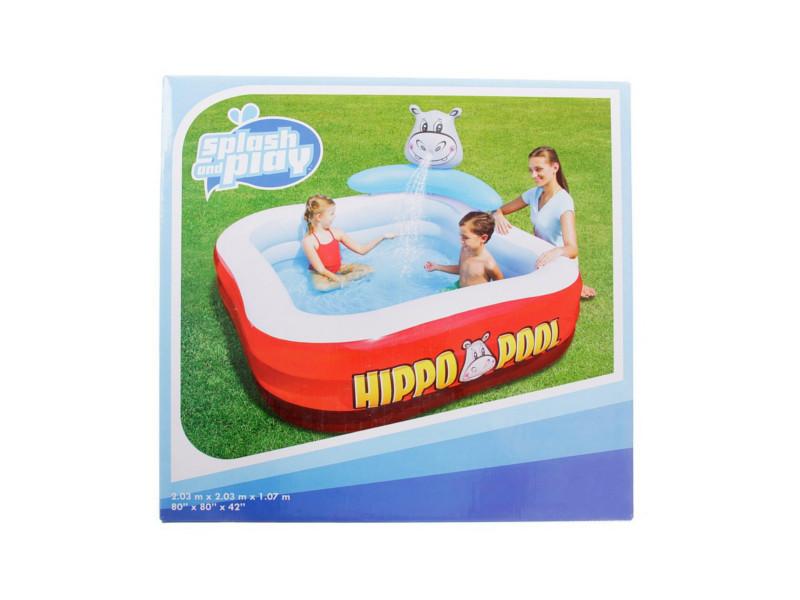 Детский бассейн BestWay Гиппопотам 53050 508651