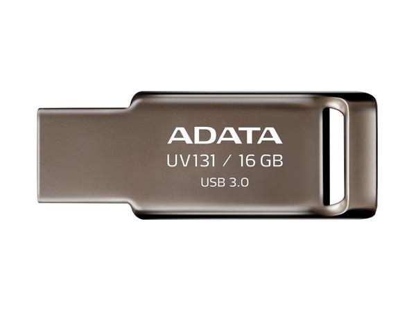 USB Flash Drive 16Gb - A-Data UV131 3.0 Metal AUV131-16G-RGY