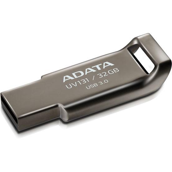 USB Flash Drive 32Gb - A-Data UV131 USB 3.0 Metal AUV131-32G-RGY