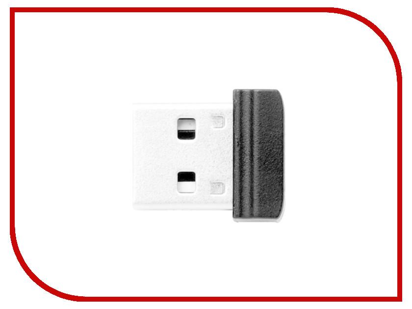 USB Flash Drive 8Gb - Verbatim Nano USB 2.0 Black 97463<br>