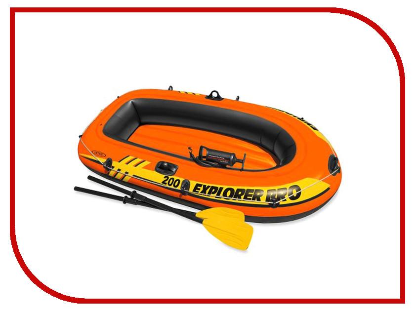 Лодка Intex Explorer Pro 200 58357 intex надувная лодка explorer pro 300 intex