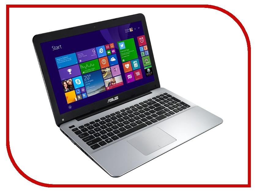 Ноутбук ASUS X555LN-XO184D 90NB0642-M02990 Intel Core i5-4210U 1.7 GHz/4096Mb/500Gb/DVD-RW/nVidia GeForce 840M 2048Mb/Wi-Fi/Bluetooth/Cam/15.6/1366x768/DOS<br>