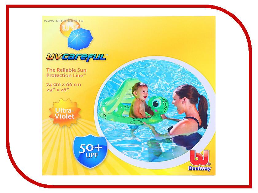 Надувной круг BestWay Черепаха 499338