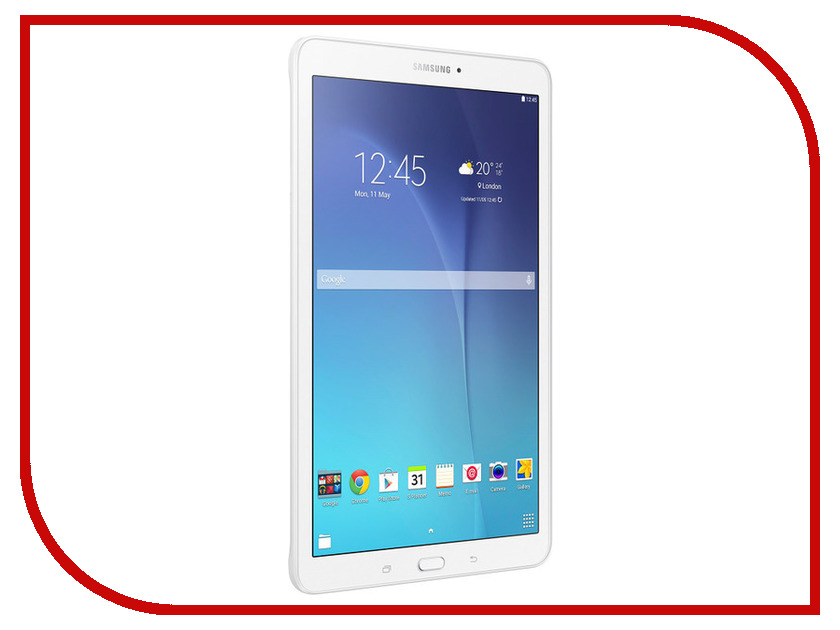 Планшет Samsung SM-T561N Galaxy Tab E 9.6 Wi-Fi White SM-T561NZWASER (Spreadtrum SC9830 1.3 GHz/1536Mb/8Gb/3G/Wi-Fi/Bluetooth/GPS/Cam/9.6/1280x800/Android) планшет ginzzu gt 7110 black spreadtrum sc9832 1 3 ghz 1024mb 8gb gps lte 3g wi fi bluetooth cam 7 0 1280x800 android