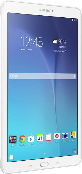 Планшет Samsung SM-T561N Galaxy Tab E 9.6 Wi-Fi White SM-T561NZWASER (Spreadtrum SC9830 1.3 GHz/1536Mb/8Gb/3G/Wi-Fi/Bluetooth/GPS/Cam/9.6/1280x800/Android) samsung galaxy tab a 7 0 sm t280 wi fi 8gb 7 1280x800 1536mb wifi google android 5 1