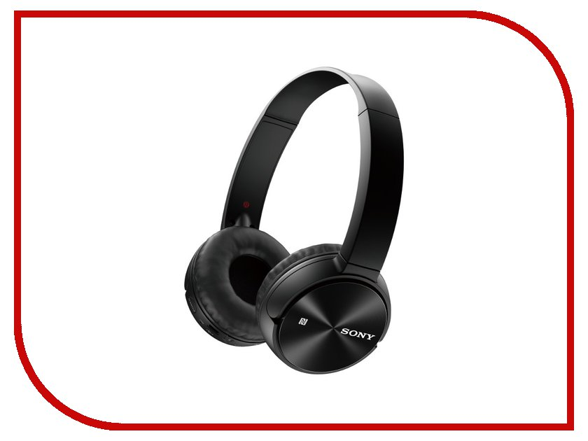Sony MDR-ZX330BT Black sony sony mdr e9a