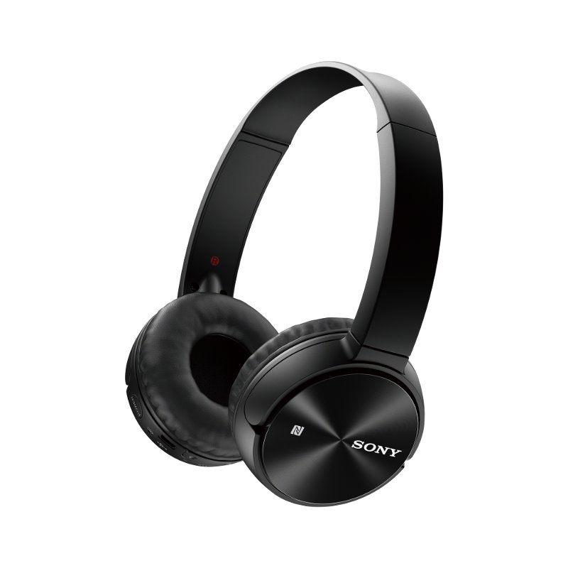 Sony MDR-ZX330BT Black sony mdr zx660ap black