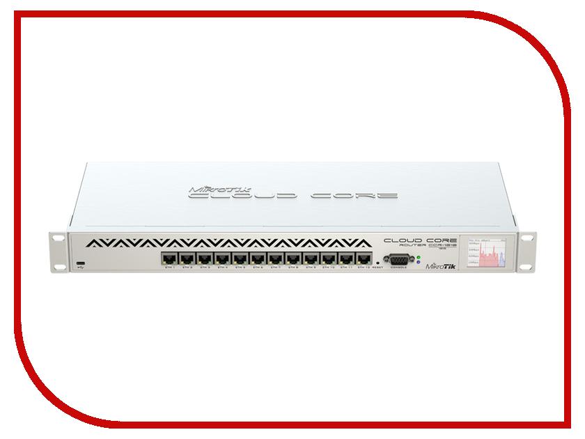 MikroTik Cloud Core Router CCR1016-12G