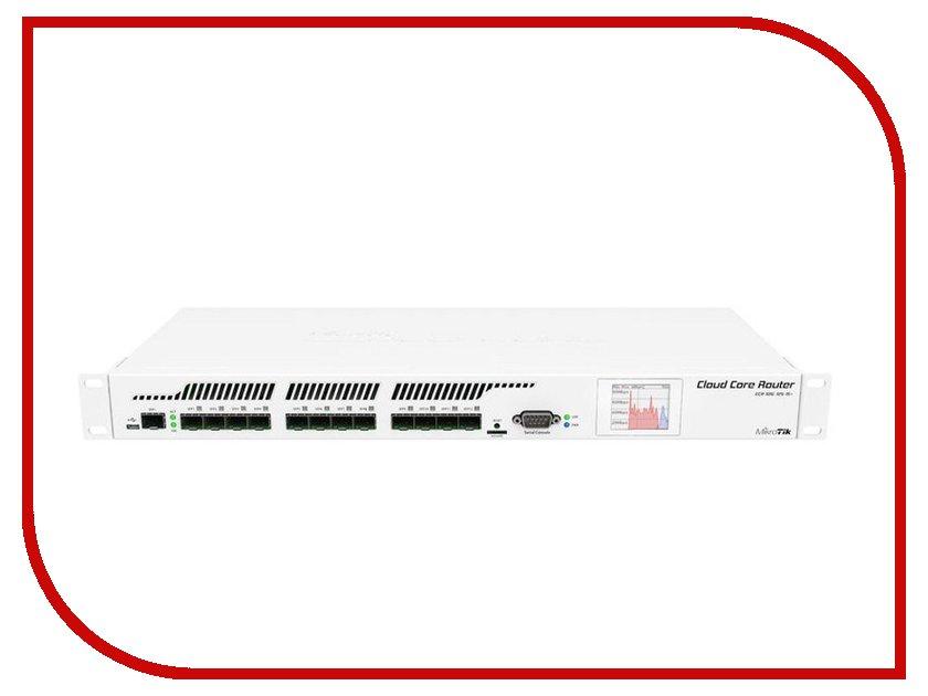 Wi-Fi роутер MikroTik Cloud Core Router CCR1016-12S-1S+<br>