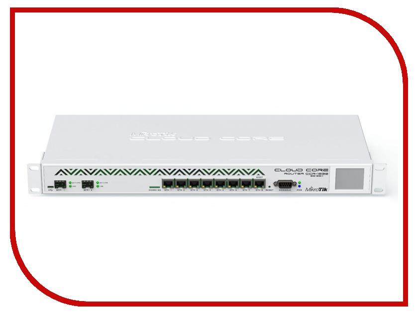 Wi-Fi роутер MikroTik Cloud Core Router CCR1036-8G-2S EM<br>