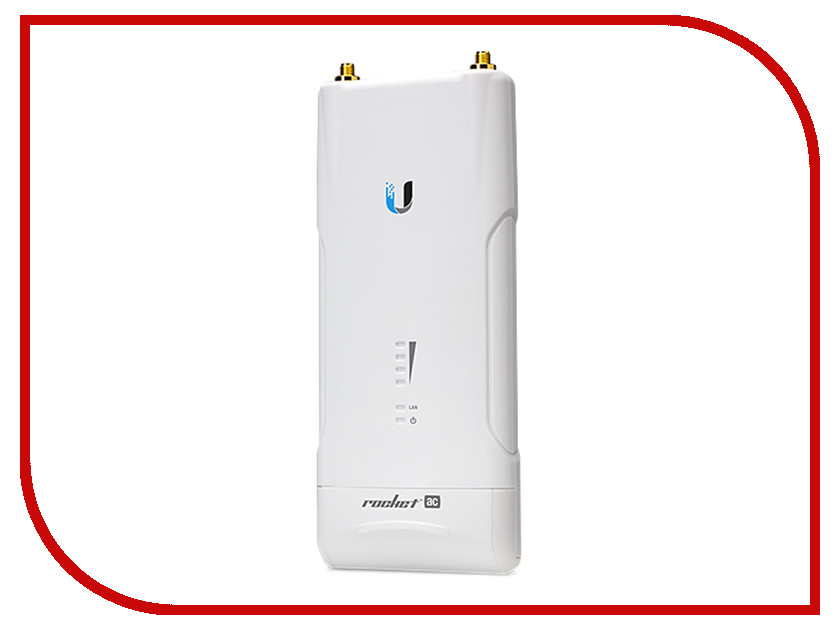 Wi-Fi роутер Ubiquiti Rocket 5AC PTP