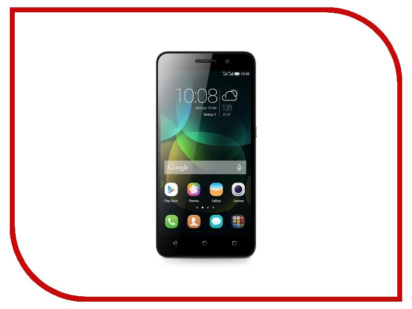 Сотовый телефон Huawei Ascend Y5C Black<br>