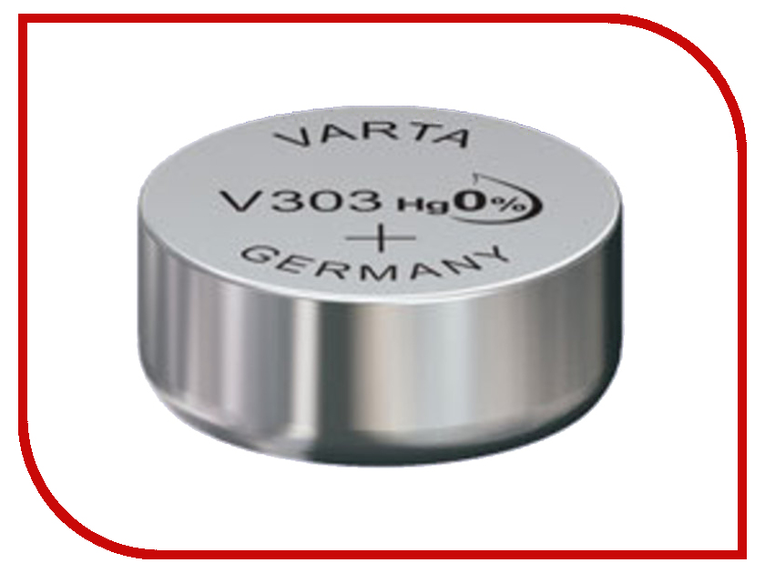 Батарейка Varta 303 01860 varta v377