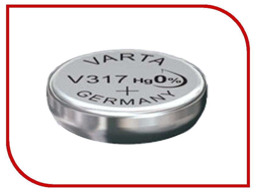 Батарейка Varta 317 01862 батарейка varta 317 01862