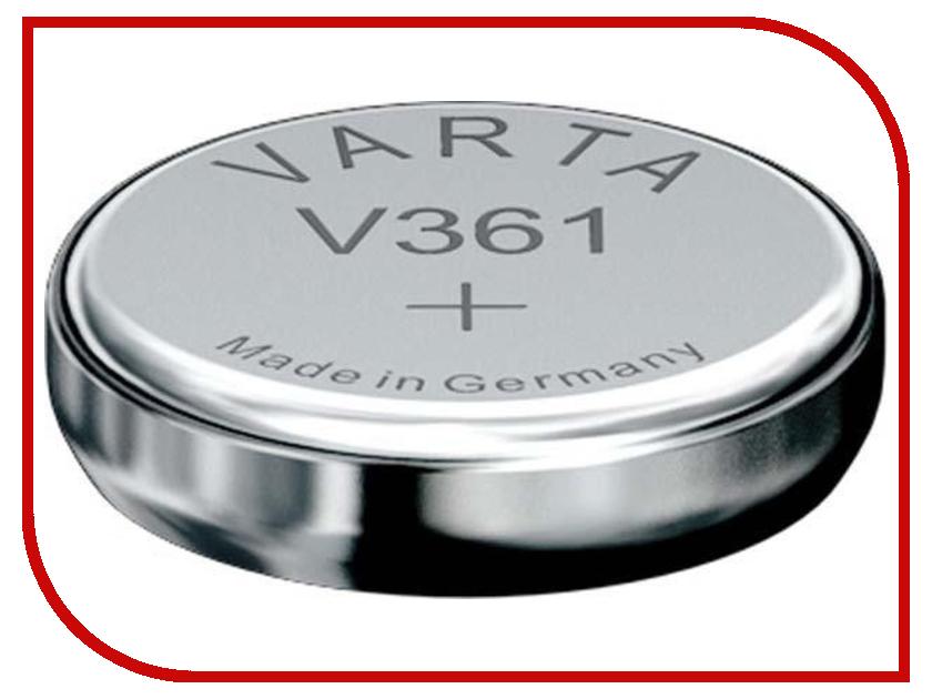 Батарейка Varta 361 01647<br>