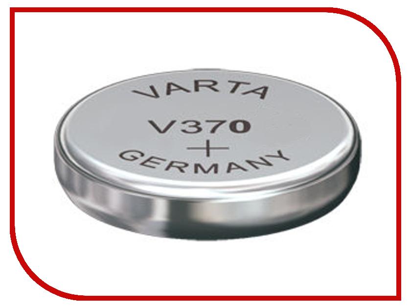 Батарейка Varta 370 01648 357a батарейка