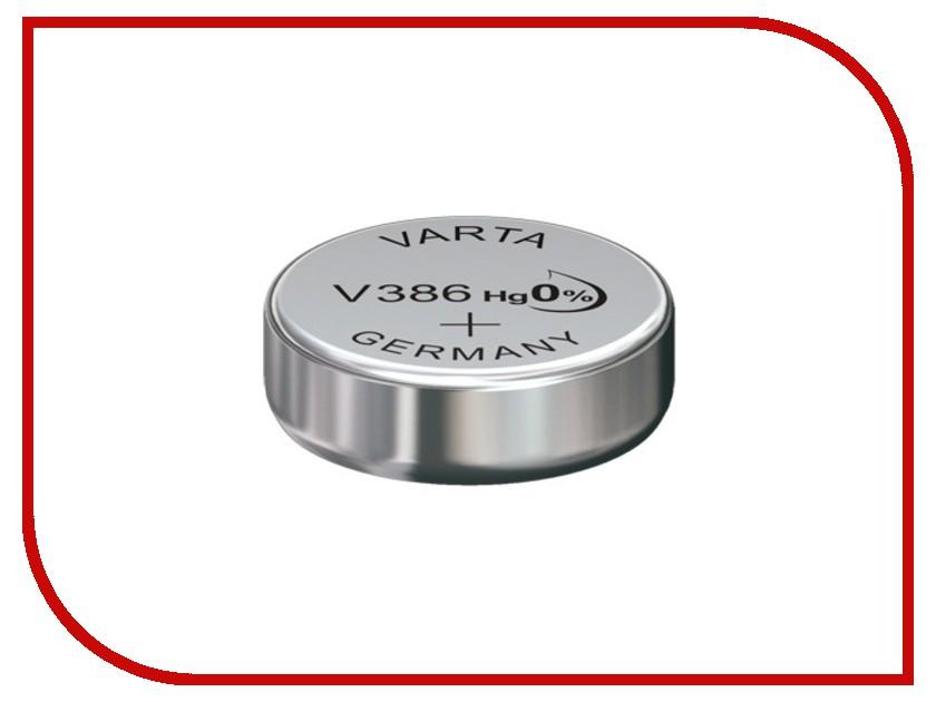 Батарейка Varta 386 01652<br>