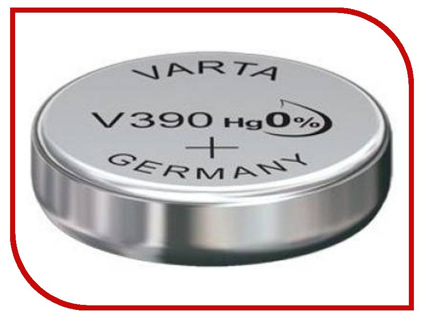 Батарейка Varta 390 01782<br>